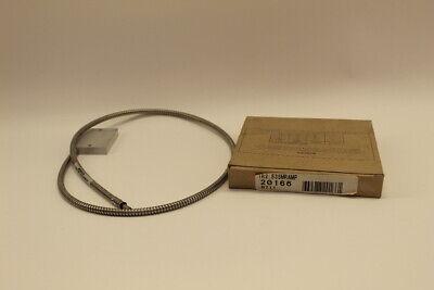 Banner Ir2.53smramp Fiber Optic Sensor New In Box
