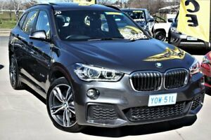 2017 BMW X1 F48 xDrive25i Steptronic AWD Grey 8 Speed Sports Automatic Wagon