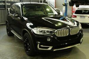 2014 BMW X5 F15 xDrive30d Diamond Schwartz 8 Speed Sports Automatic Wagon Myaree Melville Area Preview