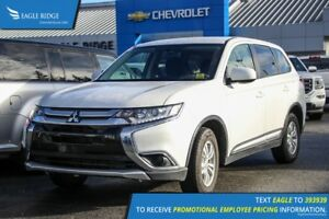 2018 Mitsubishi Outlander ES Heated Seats & Backup Camera