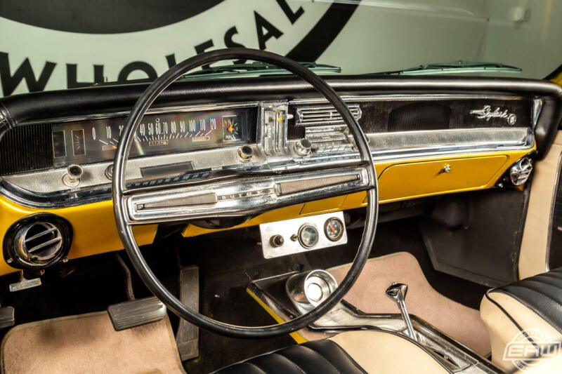 Image 23 Voiture American classic Buick Skylark 1966
