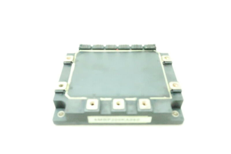 Fuji Electric 6MBP200KA060 Transistor Module