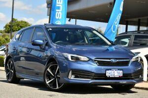 2020 Subaru Impreza G5 MY20 2.0i-S CVT AWD Quartz Blue 7 Speed Constant Variable Hatchback Melville Melville Area Preview