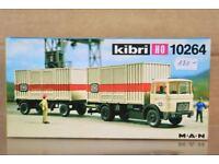 ** Kibri 9483 Signal Box Allendorf Kit 1:87 H0 Scale