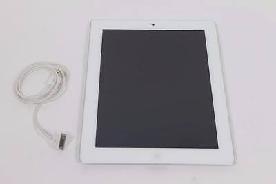 Used White Apple iPad 3 16GB A1416 WiFi Tablet 3rd Generation Fully Tested Works
