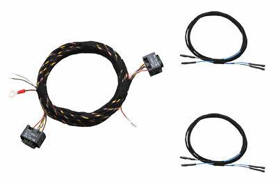 For Vw Passat B8 Original Kufatec Cable Loom Lane Change Assistant Side Assist