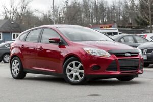 2014 Ford Focus SE HATCH/ CARLOANS AVAILABLE FOR ANY CREDIT