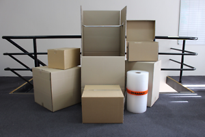 Boxes & Packaging For Sale Wetherill Park Fairfield Area Preview