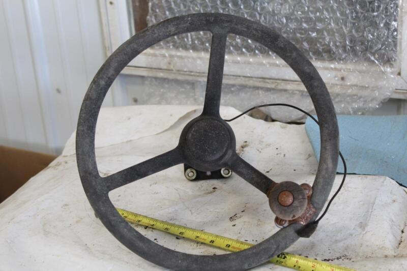 Hyster 40 Xm Steering Wheel Parts Forklift