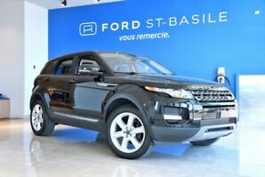2013 Land Rover Range Rover Evoque Pure Plus+AWD+TOIT PANO+CUIR! Maintenance always d