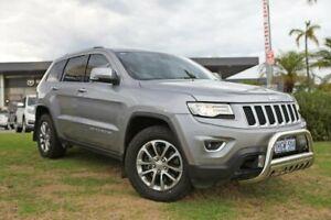 2015 Jeep Grand Cherokee WK MY15 Laredo Silver 8 Speed Sports Automatic Wagon Wangara Wanneroo Area Preview