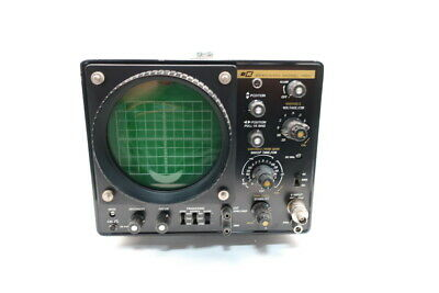 Bk Precision 1460 117v 20w Solid State-triggered Sweep Oscilloscope