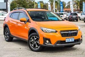 2018 Subaru XV G5X MY18 2.0i Lineartronic AWD Orange 7 Speed Constant Variable Wagon