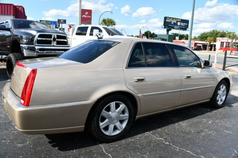 Image 8 Voiture Américaine d'occasion Cadillac DTS 2006