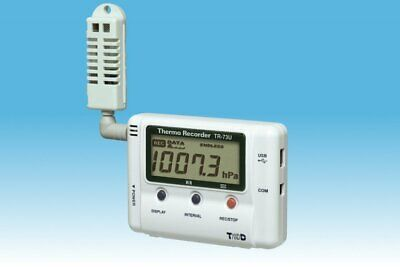 Tr-73u Usb Temperature Rh Baro Pressure Data Logger