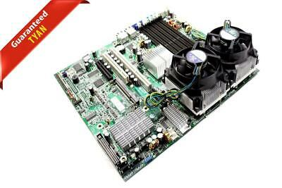 Tyan S5372G2NR-LH Intel 5000V Chipset Dual Socket LGA 771 Motherboard (Intel 5000 Chip Set)