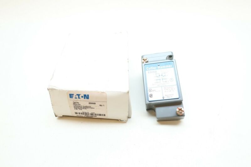 Cutler Hammer E50SB Limit Switch Body Only