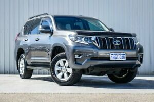 2019 Toyota Landcruiser Prado GDJ150R GXL Grey 6 Speed Sports Automatic Wagon Canning Vale Canning Area Preview