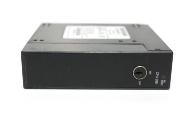 GE Fanuc IC693CPU350-BD CPU Module, 32K User Memory