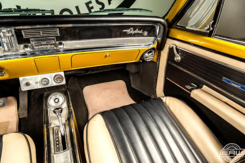Image 8 Voiture American classic Buick Skylark 1966