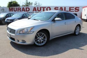 2010 Nissan Maxima !!! LEATHER HEATED SEATS !!! SUNROOF !!!