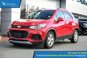 2017 Chevrolet Trax LT Backup Camera, Bluetooth