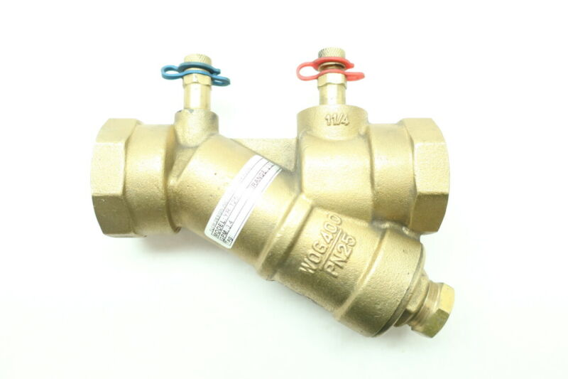 Flow YR-125 Automatic Balancing Valve 3.4gpm 1-1/4in Npt