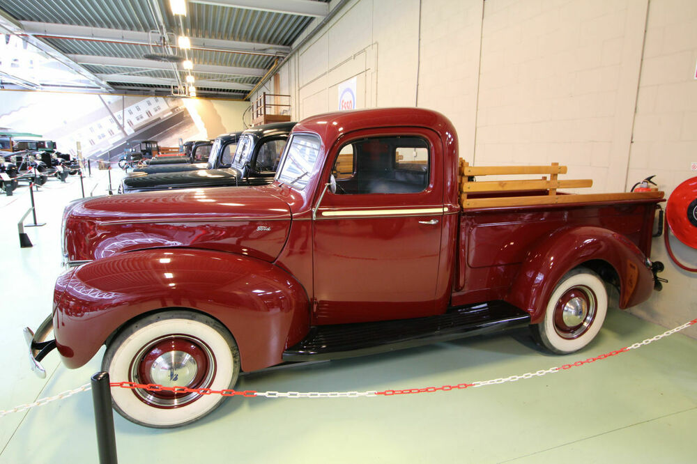 Ford 83 Pickup 1940
