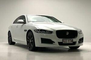 2016 Jaguar XE X760 MY17 R-Sport White 8 Speed Sports Automatic Sedan