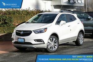 2019 Buick Encore Preferred Sunroof & Backup Camera