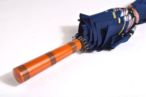 Bakelite Handle Vintage Umbrella, Catalin