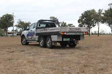 2015 Mazda BT50 Six Wheeler 3m tray!! 2 ton payload!! ex demo Toowoomba Toowoomba City Preview