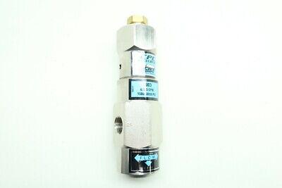 Cat Pumps 7003 Pressure Regulator 0.5-5gpm 38in Npt