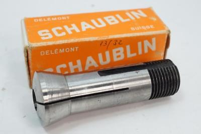 New Schaublin W20 Swiss Made 1332 Collet For Aciera Mill Or 102 Lathe
