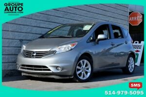 2014 Nissan Versa Note *SL*AUTOM*A/C*SIEGES CHAUFFANTS*MAGS*