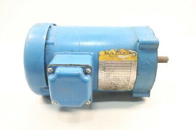 Baldor Vm3541 Ac Motor 56c 3ph 34hp 3450rpm 58in 230460v-ac