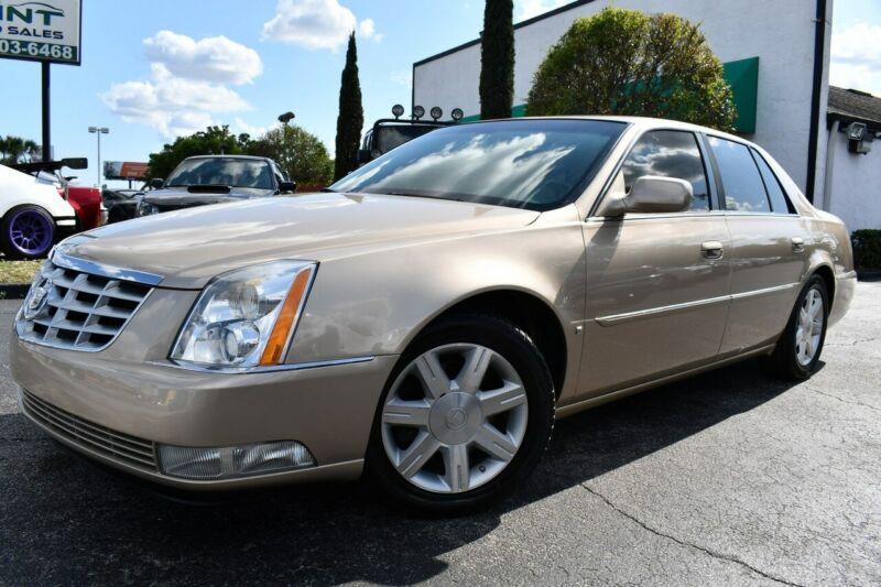 Image 1 Voiture Américaine d'occasion Cadillac DTS 2006