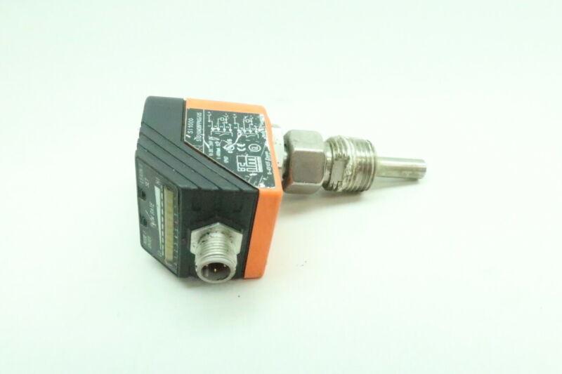 Ifm Efector SI1000 SID10ADBFPKG Flow Monitor Sensor 20-36v-dc
