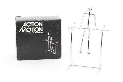 VINTAGE TALL OTAGIRI ACTION AND MOTION ACROBAT KINETIC FIGURE MADE IN 1978 JAPAN