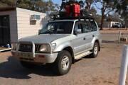 Toyota Prado 2001, ideal backpacker car Adelaide CBD Adelaide City Preview