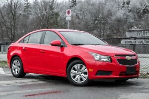 2014 Chevrolet Cruze 1LT/ Car Loans Available for Any Credit