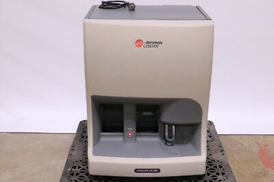 Beckman Coulter Lh 500 Hematology Analyzer