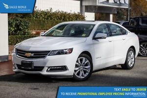 2018 Chevrolet Impala 1LT Satellite Radio & Backup Camera