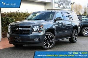2019 Chevrolet Tahoe Premier Navigation, Leather, Sunroof