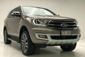 2019 Ford Everest UA II 2019.00MY Titanium Gold 10 Speed Sports Automatic SUV