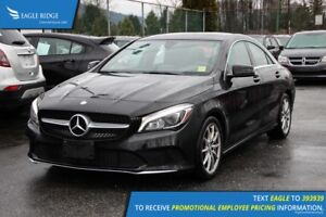 2018 Mercedes-Benz CLA 250 Heated Seats, Leather, Sunroof