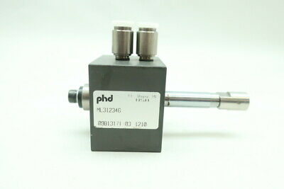 Phd Ml312346 Double Acting Pneumatic Cylinder