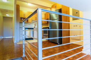 Renovated 1 BR- NDG -  Monkland Village - Luxury high-rise