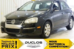 2010 Volkswagen Jetta 2.5L*MANUEL*MAGS*CRUISE*BANCS CHAUFF*