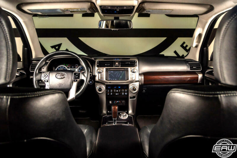 Image 12 Voiture American used Toyota 4Runner 2016